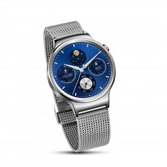 Smartwatch Huawei W1 Otel Inoxidabil Si Curea Din Plasa Metalica