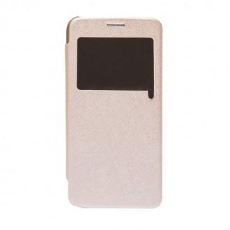 Book Cellara Pentru Samsung Galaxy S7 Edge Auriu