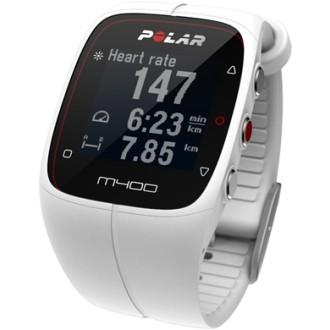 Ceas Fitness Polar M400 Alb