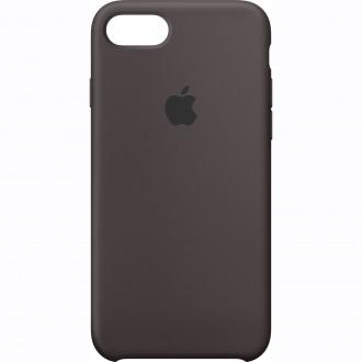 Imagine indisponibila pentru Capac Protectie Spate Apple Din Silicon Pentru Iphone 7 - Maro