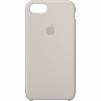 Imagine indisponibila pentru Capac Protectie Spate Apple Din Silicon Pentru Iphone 7 - Bej