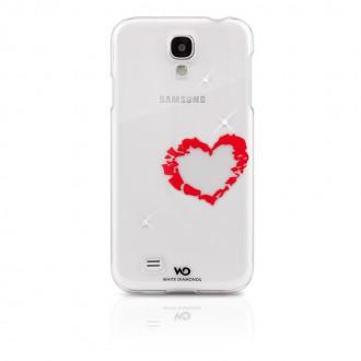 Capac Spate Samsung Galaxy S4 Colectia Lipstick Heart