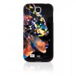 Capac Spate Negru Samsung Galaxy S4 - Colectia Nafrotiti