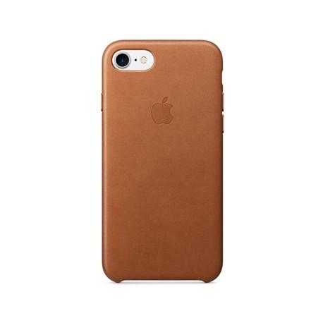 Imagine indisponibila pentru Capac Protectie Spate Apple Din Piele Pentru Iphone 7 - Maro