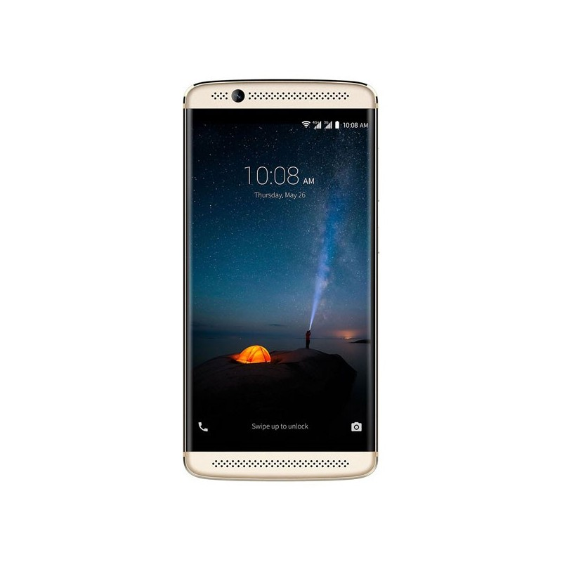 One: zte axon 7 mini 32 gb gold dual sim have had serious