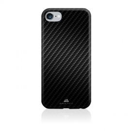 Capac Protectie Spate Black Rock Carbon Design Pentru iPhone 7 - Negru