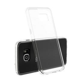Capac Protectie Spate Cellara Colectia Crystal Pentru Samsung Galaxy S7 Edge - Transparent