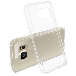 Capac Protectie Spate Cellara Colectia Crystal Pentru Samsung Galaxy S7 - Transparent