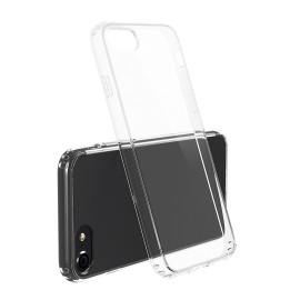 Capac Protectie Spate Cellara Colectia Crystal Pentru iPhone 7 - Transparent