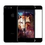 Folie Protectie Ecran Sticla 3d Cellara Pentru Iphone 7 Plus - Neagra