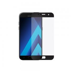 Folie Protectie Ecran Sticla 2.5 Mobiama Pentru Samsung Galaxy A3 2017 - Negru