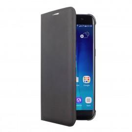 Husa Book Cellara Colectia Attitude Pentru Samsung Galaxy S7 Edge - Negru