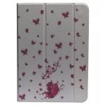Husa Mobiama Universala Design Cu Magnet Pentru Tableta De 7/8 Inch - Roz