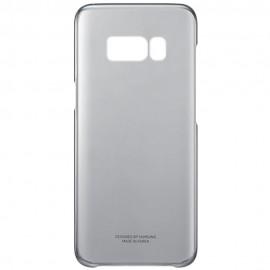 Capac Protectie Spate Samsung Transparent Pentru Samsung Galaxy S8 - Negru