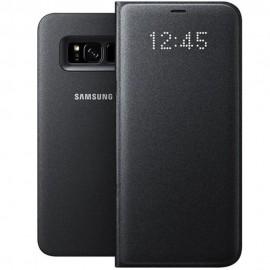 Book Led View Samsung Pentru Samsung Galaxy S8 Plus - Negru