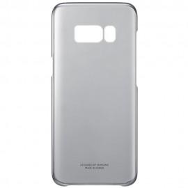 Capac Protectie Spate Samsung Transparent Pentru Samsung Galaxy S8 Plus - Negru