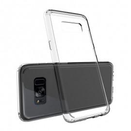Capac Protectie Spate Cellara Colectia Crystal Pentru Samsung Galaxy S8 Plus - Transparent