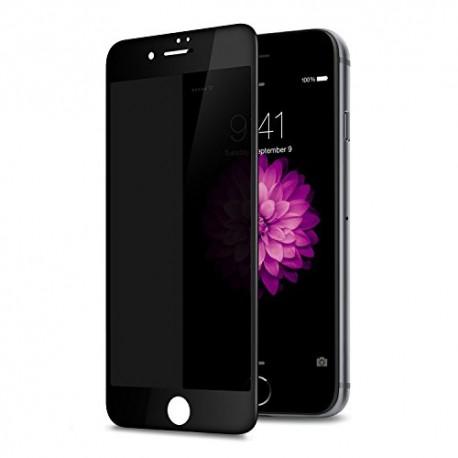 Folie Protectie Ecran Sticla 3d Privacy Cellara Pentru Iphone 7 - Negru