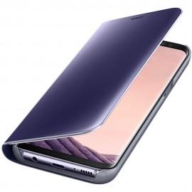 Book Clear View Standing Cover Samsung Pentru Samsung Galaxy S8 Plus - Mov