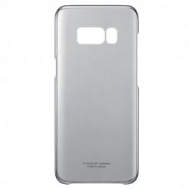 Capac Protectie Spate Samsung Transparent Pentru Samsung Galaxy S8 - Argintiu