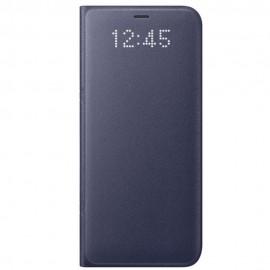 Book Led View Samsung Pentru Samsung Galaxy S8 Plus - Mov