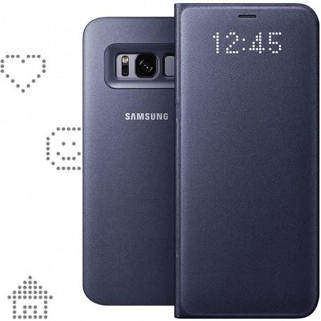 Imagine indisponibila pentru Book Led View Samsung Pentru Samsung Galaxy S8 - Mov