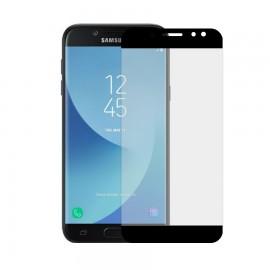 Folie Protectie Ecran Sticla 2.5 Mobiama Pentru Samsung Galaxy J7 2017 - Negru