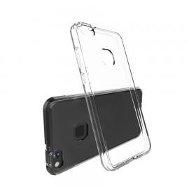 Capac Protectie Spate Cellara Colectia Crystal Pentru Huawei P10 Lite 2017 - Transparent