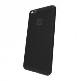 Capac Protectie Spate Cellara Colectia Dots Pentru Huawei P10 Lite 2017 - Negru