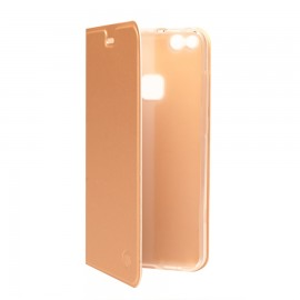 Book Mobiama Tpu Pentru Huawei P10 Lite - Auriu