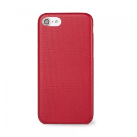 Capac Protectie Spate Cellara Colectia Gentle Pentru iPhone 7 - Rosu Metalic