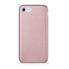 Capac Protectie Spate Cellara Colectia Gentle Pentru iPhone 7 - Roz Auriu Metalic