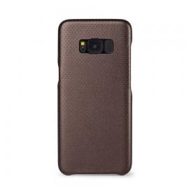 Capac Protectie Spate Cellara Colectia Gentle Pentru Samsung Galaxy S8 - Bronz Metalic