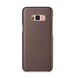 Capac Protectie Spate Cellara Colectia Gentle Pentru Samsung Galaxy S8 Plus - Bronz Metalic
