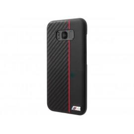 Capac Protectie Spate Bmw Pentru Samsung S8 Plus - Negru