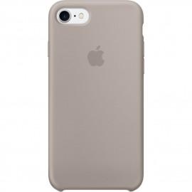 Capac Protectie Spate Apple Din Silicon Pentru Iphone 7 - Mov