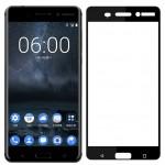 Folie Protectie Ecran Sticla 2.5 Mobiama Pentru Nokia 3 - Negru