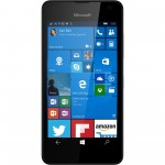 Telefon Microsoft Lumia 550 Black Resigilat