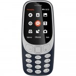 Nokia 3310 2017 Dual Sim Dark Blue
