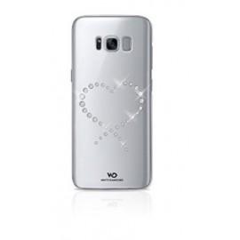Capac Protectie Spate White Diamonds Pentru Samsung Galaxy S8 Colectia Eternity - Crystal