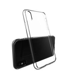 Capac Protectie Spate Cellara Colectia Crystal Pentru iPhone X - Transparent