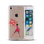 Capac Protectie Spate Cellara Colectia Inimi Pentru Iphone 6/7/8