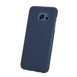 Capac Protectie Spate Cellara Colectia Classic Pentru Samsung S7 Edge - Albastru Inchis