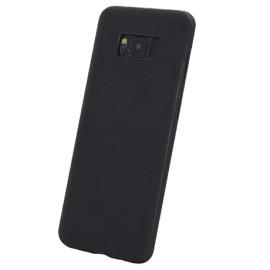 Capac Protectie Spate Cellara Colectia Classic Pentru Samsung S8 - Negru