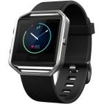 Smartwatch Fitness Fitbit Blaze Marimea L - Argintiu
