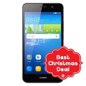 Huawei Y6 Black 4G