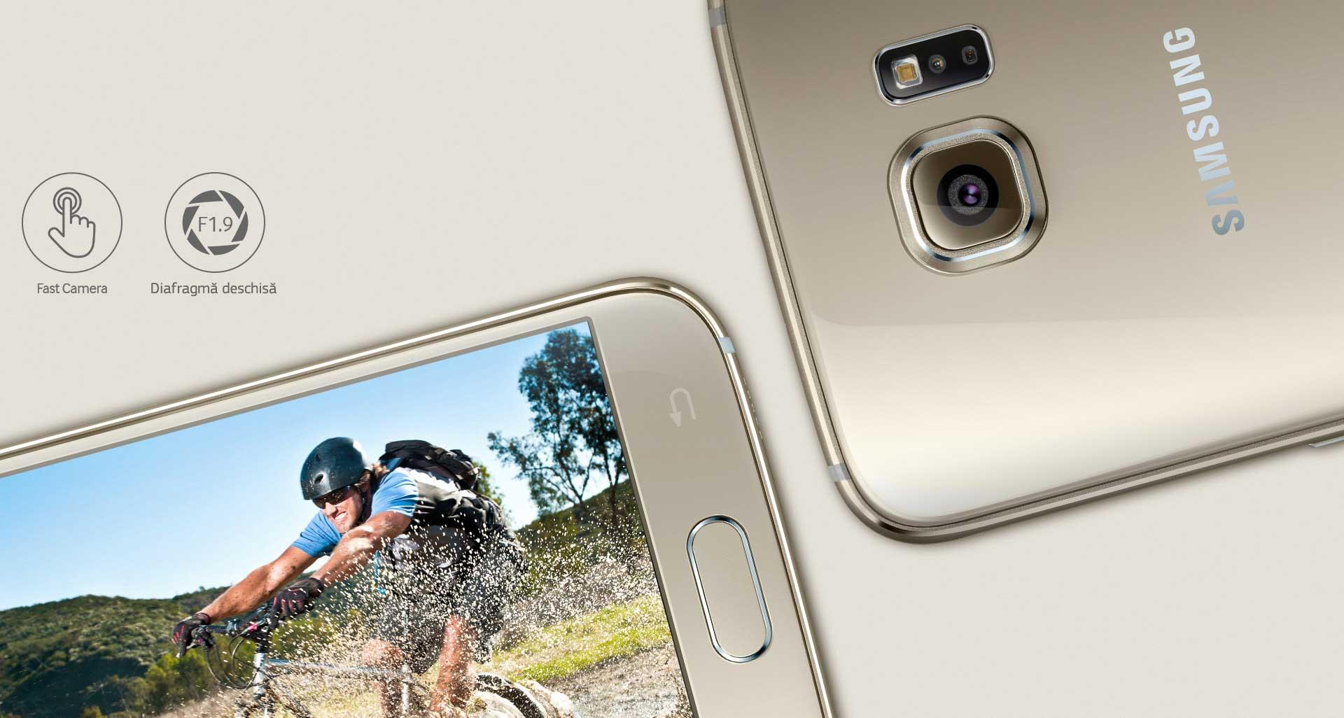 Camera Foto Samsung Galaxy S6