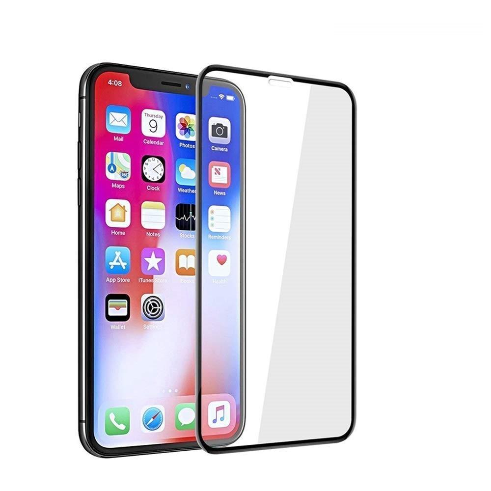 Folie protectie ecran sticla 2.5 mobiama pentru iphone xr - negru