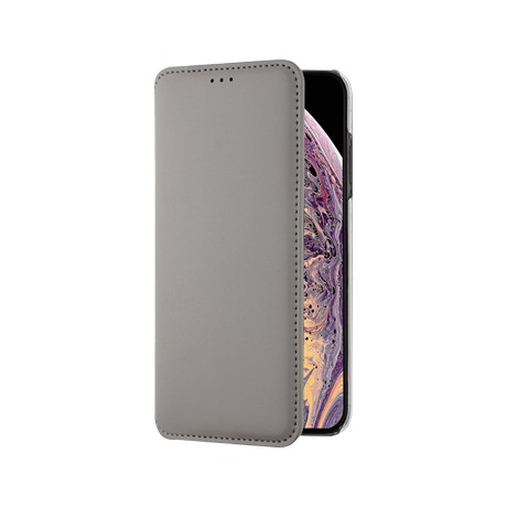 Book cellara colectia attitude pentru iphone xs max - bej