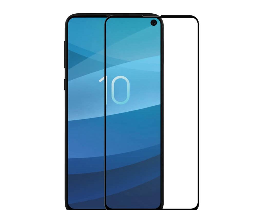 Folie protectie ecran sticla 2.5 mobiama pentru samsung galaxy s10e - negru